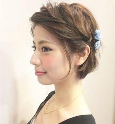 【長さ別】卒業式のヘアスタイル!袴に似合うヘアアレンジ9選♡ - Yahoo! BEAUTY