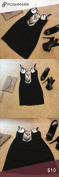 🚨Columbus $10 Everythang Sale💃🏻 cute dress Cute dress, size M Entry Dresses