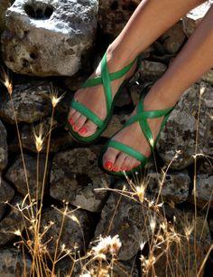 SUMMER SHOES | Sandali Positano...e Sandali Salentini.
