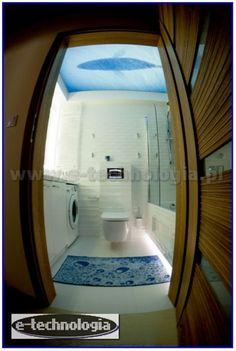oświetlenie łazienkowe led  #nowełazienki #sufit #styl #światło #sufity