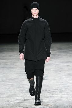 Rick Owens | Spring 2011 Menswear Collection | Style.com