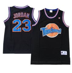 12c7c3e6365 NEW Tune Squad Space Jam Michael Jordan Basketball Jersey NWT Size Medium  Bin 23 #SpaceJam. West Coast Goodz · Men's Clothing
