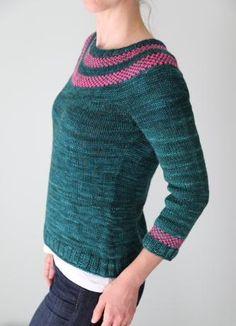 (6) Name: 'Knitting : Lysa Pullover