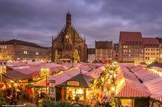 Nürnberg_ Christkindlmarkt