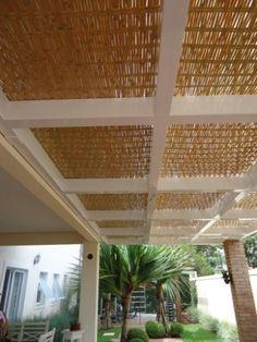 Veja sugestões de materiais que podem compor pérgolas e caramanchões - Casa e Decoração - UOL Mulher