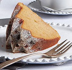 "sweet potato pound cake - Fine Cooking - magazine serves it with ""wet walnuts"""