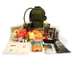 Bug-out Bag Survival Kit - Red Rock Outdoor Gear