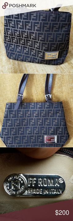 Fendi bag Almost like  new, lightly used. Great condition Fendi Bags