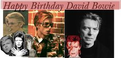 """Happy Birthday @DavidBowieReal ♥"" by delreyy ❤ liked on Polyvore"