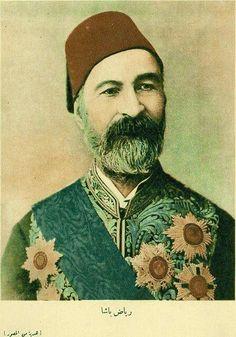رياض باشا رئيس وزراء مصر الاسب reiad pasha former Egyptian prime minister
