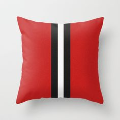 Re-Created Interference ONE No. 1  #Throw #Pillow by #Robert #S. #Lee - $20.00