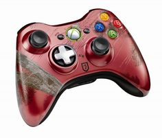 Xbox 360 Tomb Raider Limited Edition Wireless Controller #Games #Xbox360