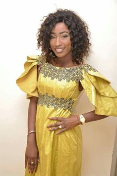 African Fashion Dresses, African Dress, African Style, Contemporary Fashion, African Women, Ankara, My Photos, Sunshine, Cold Shoulder Dress