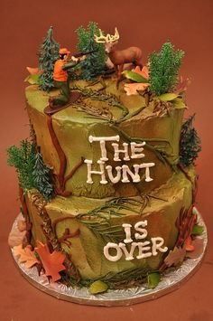 Bethel Bakery BD43 - Deer Hunter Fun & Festive