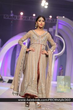 LAJWANTI, Pantene Bridal Couture Week 2013, Wedding, Bride, Groom, Beautiful, Style, Fashion trends, Designers, Pakistani Designers, International Designers, Asian dresses, sharara, ghagra choli, sarees, jewelry, jhumkas, chorian, bangles, gold designs, Style360, PBCW, BCW, HUM2, HUM TV, PAKISTANI FASHION SHOW, 2013. www.hum.tv ...... www.facebook.com/pbcwstyle360