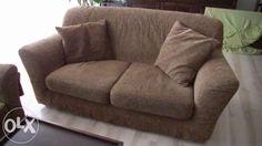 Zestaw wypoczynkowy Ikea kanapa+fotel, super wygodny! Radzymin - image 3