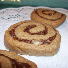 Chai Spiced Pinwheels (vegan) #vegan #earthbalance