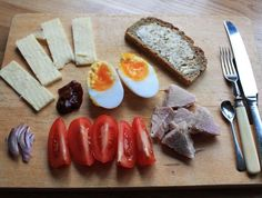 Ploughmans Lunch with McCambridge Bread - now available in USA - $5.19 Soda Bread, Irish, Lunch, Cheese, Usa, Food, Irish Language, Eat Lunch, Essen