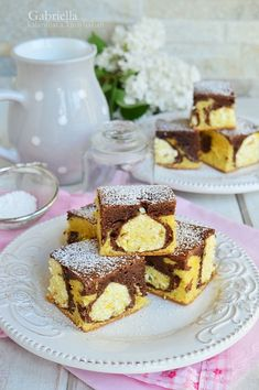 Cake Recipes, Dessert Recipes, Hungarian Recipes, Hungarian Food, Winter Food, French Toast, Deserts, Food And Drink, Low Carb