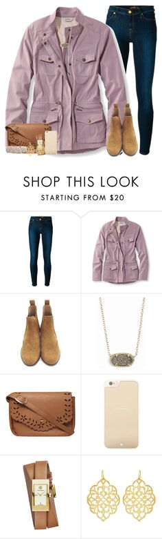 """""""When in doubt, dance it out."""" by kate-elizabethh ❤ liked on Polyvore featuring 7 For All Mankind, L.L.Bean, Joules, Kendra Scott, Dorothy Perkins, Kate Spade, Tory Burch, Susan Shaw, Swell and women's clothing"""