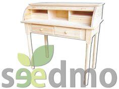 BUREAU CON PERSIANA y multiples cajones por 244,80€  #decoracion hogar  Tu tienda Online.