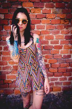 Spotsnapr SAYA golden havanna Havanna, Cover Up, Brand New, Motivation, Lifestyle, Creative, Blog, Tops, Dresses