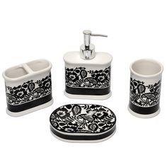 bathroom accessories set canada