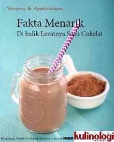 Yuk cari tahu fakta menarik dibalik lezatnya susu #cokelat di majalah @Kulinologi