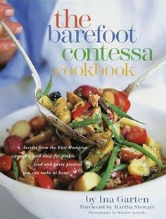 Barefoot Contessa - Cookbooks & e-books - One of my new favorites...the sundried tomato dip is fantastic