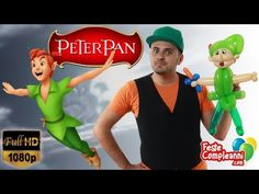 Peter Pan Balloon - Palloncino Disney - Tutorial 173 - Feste Compleanni - YouTube  alloon Art Peter Pan from Disney cartoon video tutorial. Palloncini modellabili Peter Pan. Come realizzare una scultura a forma di Peter Pan.