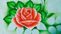 Lia Ribeiro Pinturas em Tecido - YouTube