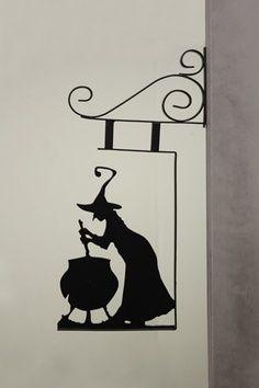 Harry Potter Leaky Cauldron Sign