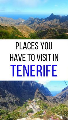 Best things to do and places to visit in Tenerife, Canary Islands, Spain. #Tenerife #spain | Tenerife Canary Islands | Tenerife Canary Islands Things to do in | Tenerife Canary Islands Beautiful Places | Tenerife Canary Islands Bucket Lists | Tenerife Canary Islands Teide | Tenerife Canary Islands Articles | Tenerife Things to do in | Tenerife Spain Travel | Tenerife Spain Things to do in | Tenerife Spain Islands | Tenerife Spain Beautiful | Tenerife Spain Holidays | Tenerife Spain the…