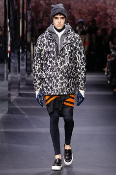 Moncler Gamme Rouge Fall 2014 Ready-to-Wear Collection Slideshow on Style.com
