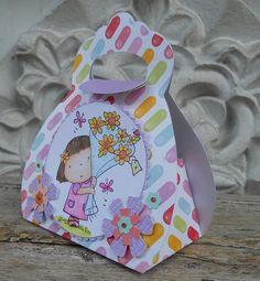 Betsy Bluebell Paper Bag by k8sphoto, via Flickr