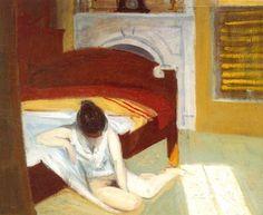 Summer Interior, Edward Hopper 1909