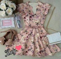 Chit Chat Tuesday with Mini Style Prodigy Giana – Fashion Outfits Dress Outfits, Casual Dresses, Short Dresses, Cute Outfits, Fashion Outfits, Summer Dresses, Pretty Dresses, Beautiful Dresses, Dress Skirt