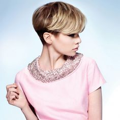 Sassoon Vidal Sixties Hairstyles | 60s cropped hairstyle - Short Hairstyles 2013 - Woman And Home