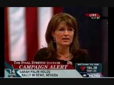 Sarah Palin in 2008 - Obama Presidency would Embolden Putin to Invade Ukraine - smart woman after all.