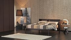 Flou italian design bedrooms for luxury homes & hotels Bed Furniture, Online Furniture, Furniture Design, New Beds, Bed Storage, Furniture Companies, How To Make Bed, Bed Design, Contemporary Furniture