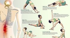 The Best Yoga Poses You Can Do In 8 Minutes To Relieve Back Pain...