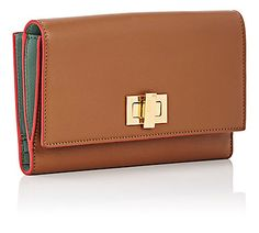 Fendi Peekaboo Wallet - Small Leather - 504670193