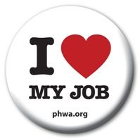 I love my job because I get to use my strengths every day, get regular feedback from my manager, have great supportive co-workers, and have the opportunity to contribute in making our company one of the best places to work.