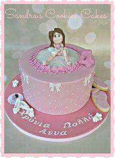 Ballerina cake !!!