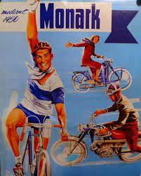 Resultado de imagem para vintage bike ads