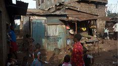 Upwardly mobile Africa: Boomtown slum | The Economist