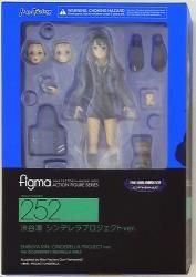 マックスファクトリー figma 252 アイドルマスター シンデレラガールズ 渋谷凛 シンデレラプロジェクトver.