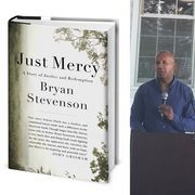"""Equal Justice Initiative Director Bryan Stevenson is the author of """"Just Mercy: A Story of Justice and Redemption"""" Carla Jean Whitley 