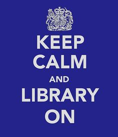 i will for as long as i can stand how they are destroying school libraries and librarians..........