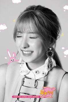 WJSN Eunseo - 1st Album 'Happy Moment' Concept Photo #우주소녀 #은서